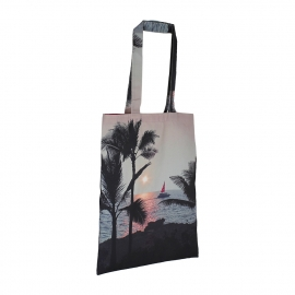 Printed Cotton Heat Transfer Bags ref Next