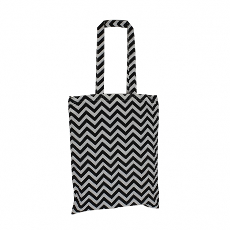 Zebra Print Heat Transfer Printed Cotton Bags ref Next