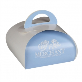 Luxury Catering Paper Board Boxes - Ref. Merchant