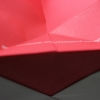 Recycled Rope Handle Paper Bags With Red Side Gussets - Ref. Thirteen Fashion
