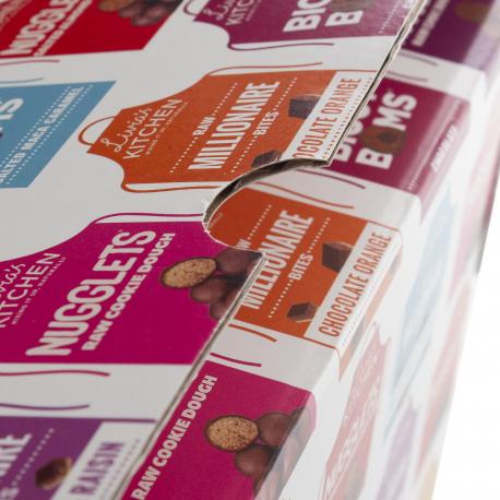 Large Printed Mailing Boxes Ref.Jul