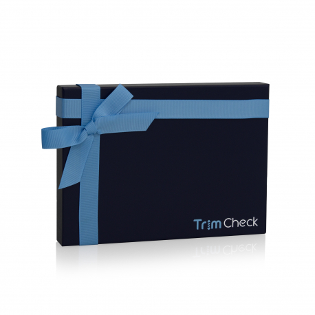 Printed Two Piece Box with Insert and Ribbon Bow Ref TrimCheck