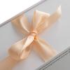 Printed Luxury Rigid Card Ribbon seal boxes Ref Makeup Bar London