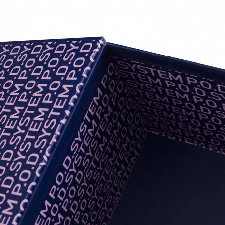 Flood Printed Magnetic Seal Boxes Ref.Kim
