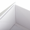 White Luxury Flat Packed Magnetic Seal Boxes ref Harry Lou