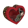 Two Piece Heart Shaped Gift Boxes