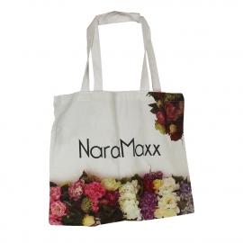Printed Loop Handle Cotton Bags Ref. NaraMaxx