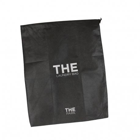 Large Non-Woven Handless Drawstring Sacks ref The Laundry Bag