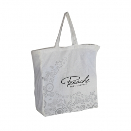Printed Cotton Bags with Shoulder Handles Ref. Panache