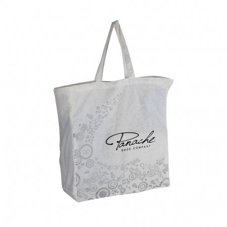Printed Loop Handle Cotton Bags ref. Panache
