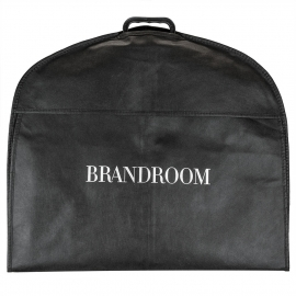 Printed Non Woven PP Suit Carrier Ref. Brandroom