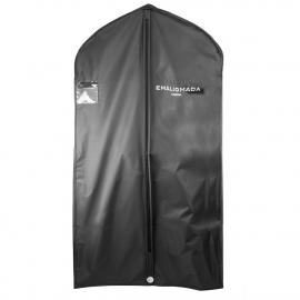 Overprinted PEVA Black Suit Carrier Ref. Emaliomada