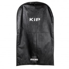Printed One Colour Non Woven PP Suit Carrier with Bottom Print Ref. KIP