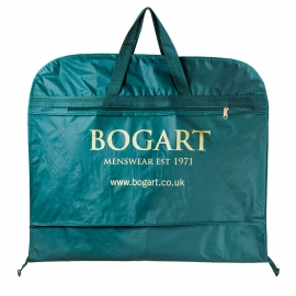 Printed PEVA Non-Woven Mix Suit Bags - Reinforced Handles - Ref. Bogart