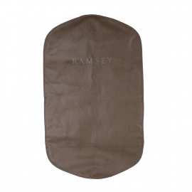 Printed Brown Non Woven Suit Carrier Ref. Ramsey
