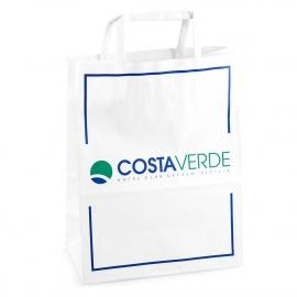 Printed Sandwich Bags Paper Bag Ref. Costa Verde