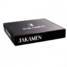 Printed Paper Clothes Box Ref Jakamen