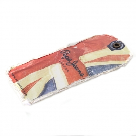 Printed Luxury Clothing Tag Ref. Pepe Jeans