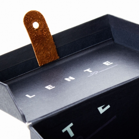 Printed Watch Paper Box with Inside Printing Ref. Lente Di Abbate
