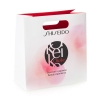Luxury Printed Full Colour Die Cut Handle Paper Bags Ref. Shiseido