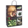 Full Colour Printed Paper Bag with Twisted Handle