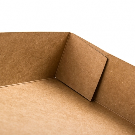 Brown Kraft Food Grade Box ref. Crosstown