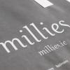 Single Color Flat Handle Bag Ref. Millies
