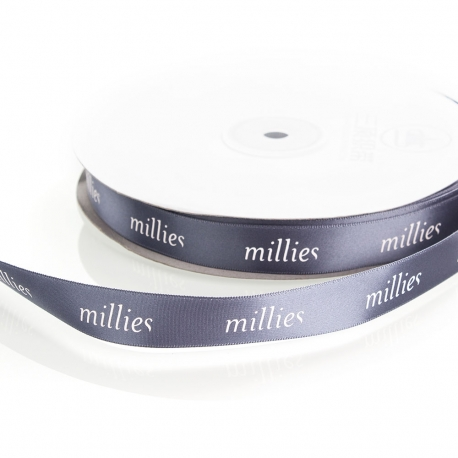 Pantone Matched Thick Ribbon Ref. Millies