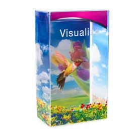 Plastic Box Ref. Visualize