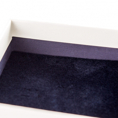 Two Piece Unlaminated Rigid Card Box Ref. Essesteels