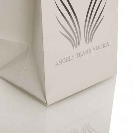 Angel Tears Vodka Luxury Card Wine Bag