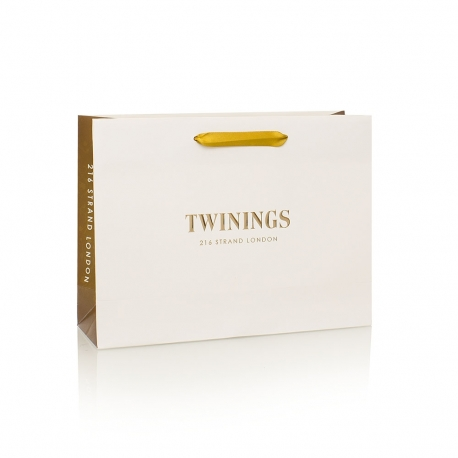 Knotted Gold Satin Handle Bag – Ref. Twinings