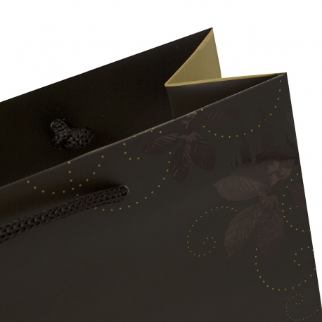 Bespoke Rope Handle Luxury Card Paper Bag Ref. Arvid Nordquist