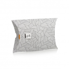 Matt Laminated Pillow Box - Ref. Proper Corn