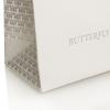 Die Cut Slot Rope Handle Bag Ref. Butterfly Diamonds