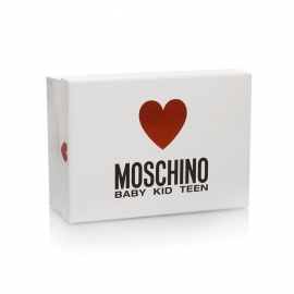 Gloss Laminated 2 Piece Box – Ref. Moschino