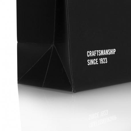 Pantone Black Luxury Card Carrier Bag – Ref. INTERIOR-iD