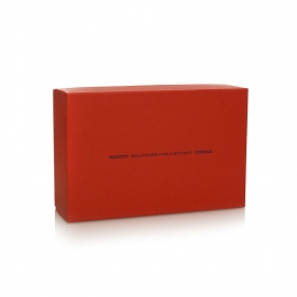 2 Piece Box with Black Hot Foil – Ref. Tommy Hilfiger