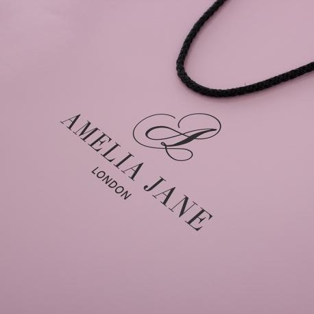 Bespoke Printed Carrier Bag Ref Amelia Jane