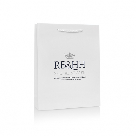 Luxury Paper Carrier Bag Ref. RB&HH