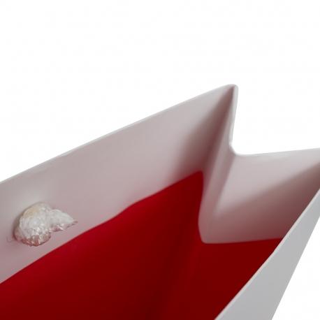 Luxury Printed Carrier Bag with Matt lamination Ref Bristol