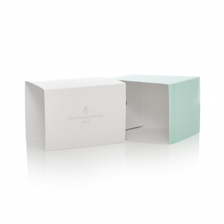 Bespoke Single Slice Cake Box Ref Four Seasons