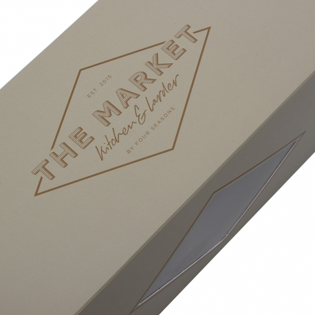 Bespoke Printed Sandwich case Ref The Market