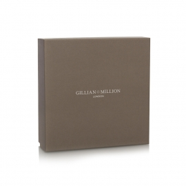 Bespoke Luxury Two-Piece Presentation Box Ref Gillian Million