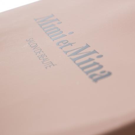 Luxury Bespoke Printed Carrier Bag Ref Mimi et Mina