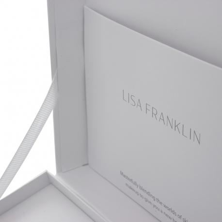 Bespoke Luxury Presentation Box Ref Lisa Franklin
