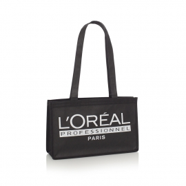 Bespoke Printed Non-woven PP Carrier Bag Ref L'Oréal