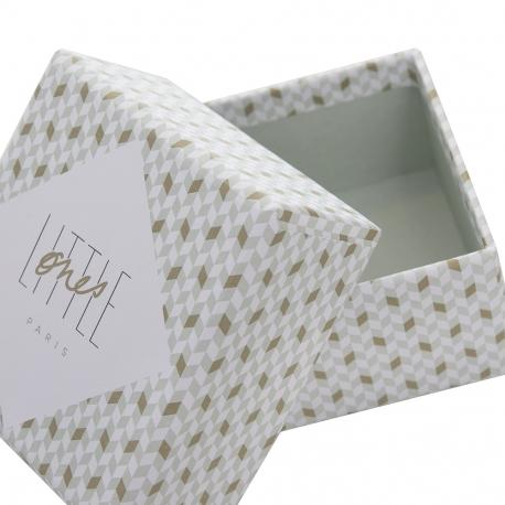 Luxury Bespoke Rigid Card Jewellery Box Ref Little Ones