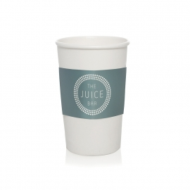 Bespoke Coffee Sleeve Ref Juice Bar