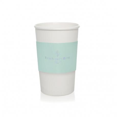 Luxury Bespoke Coffee Sleeve Ref Four Seasons